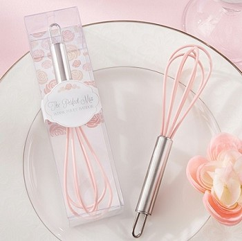 The Perfect Mix Pink Kitchen Whisk