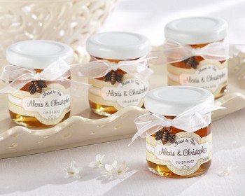 Meant to Bee Personalized Clover Honey (Set of 12)