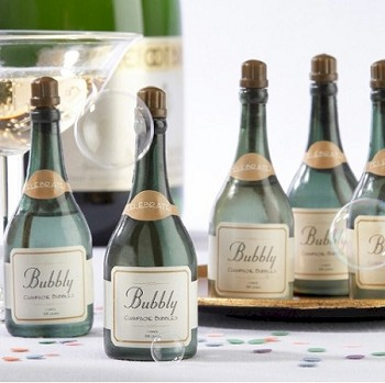 Bubbly Champagne Bubbles Set of 24