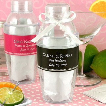 Cosmopolitan Mix with Personalized Cocktail Shaker