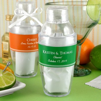 Margarita Mix with Personalized Cocktail Shaker