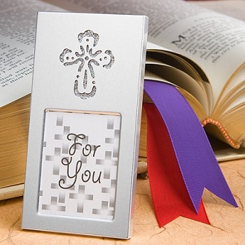 Shining Cross Picture Frame