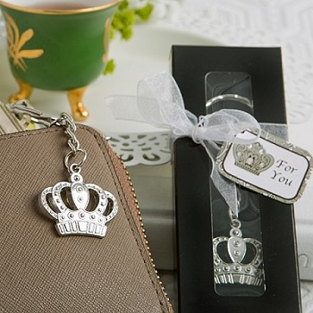 Majestic Crown Key Chain