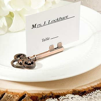 Vintage Inspired Place Card and Photo Holders