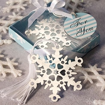 Snow Flake Bookmark