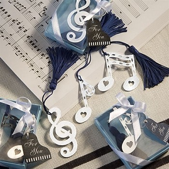 Musical Note Bookmark