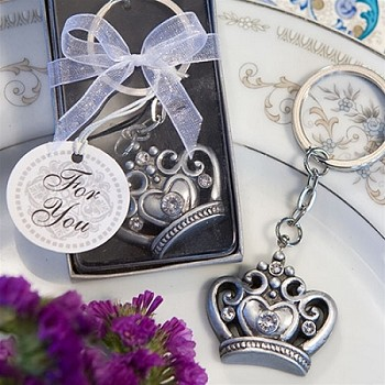 Crown Design Key Ring