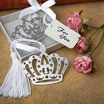 Crown Design Bookmark