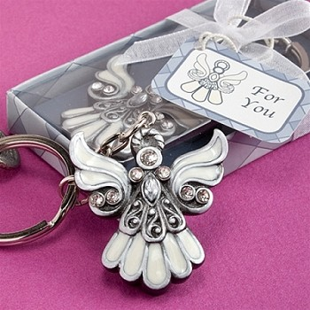 Keychain Favors Angel Design